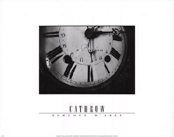 Jeff Cathrow Horloge D
