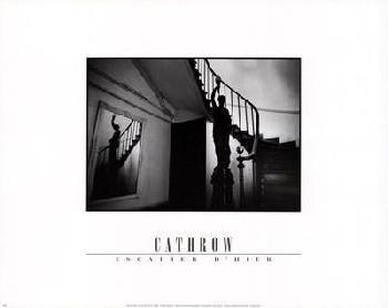 Jeff Cathrow Escalier D