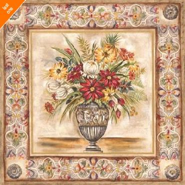 Ruth Franks Floral Tapestry II   LAST ONES IN INVENTORY!!