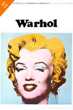 Andy Warhol Marilyn - Tate Gallery 1971 Limited Edition to 5000