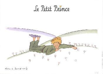 Antoine De Saint Exupery Le Petit Prince Reveur Offset Lithograph