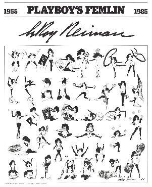 LeRoy Neiman Playboy