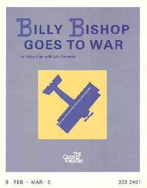 Anonymous Billy Bishop Goes To War Offset Lithograph