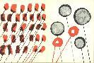 Alexander Calder Derriere Le Miroir No. 156