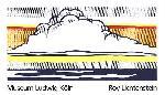 Roy Lichtenstein Cloud and Sea