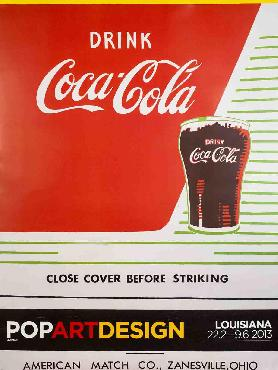 Andy Warhol Close Cover Before Striking Offset Lithograph