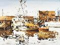 Lavere Hutchings Marina Reflections