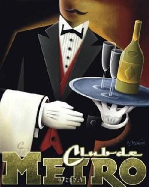 Michael L Kungl Club de Metro