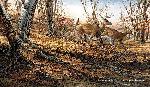 Terry Redlin Autumn Run