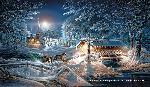 Terry Redlin Evening Frost