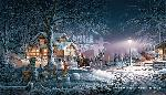 Terry Redlin Winter Wonderland