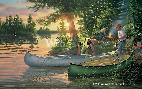 Michael Sieve Backcountry - Canoe In