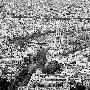 Alan Blaustein Above Paris #26