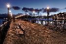 Alan Blaustein Broadway Pier #22