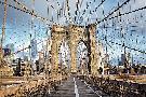 Alan Blaustein Brooklyn Bridge