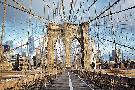 Alan Blaustein Brooklyn Bridge