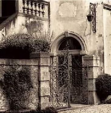 Alan Blaustein Volterra Toscana Canvas