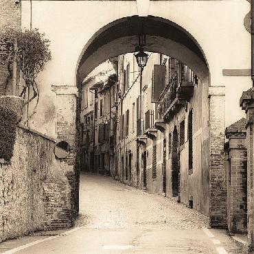 Alan Blaustein Asolo, Veneto Canvas