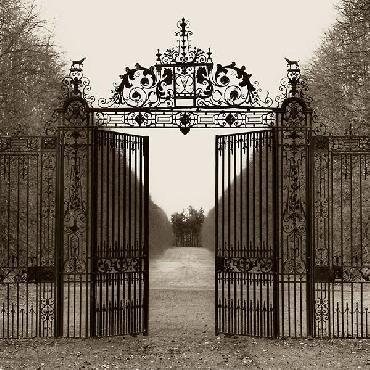 Alan Blaustein Hampton Gate