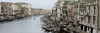 Alan Blaustein Morning On The Grand Canal