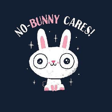 Michael Buxton No Bunny Cares