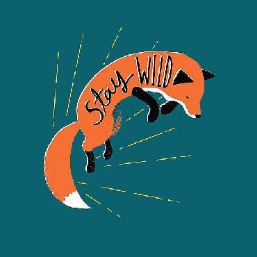 Michael Buxton Stay Wild