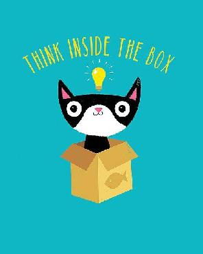 Michael Buxton Think Outside The Box