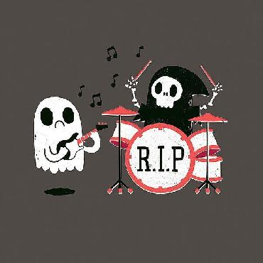 Michael Buxton Death Metal
