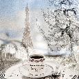 Blaustein Bistro De Paris #1 Canvas
