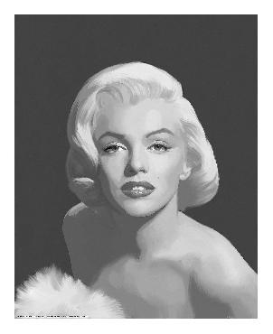 Chris Consani Glamour Canvas