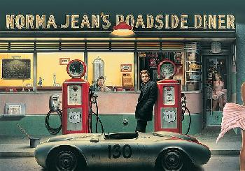Chris Consani Destiny Highway Canvas