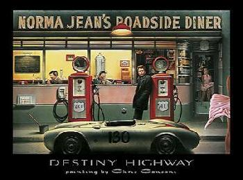 Chris Consani Destiny Highway