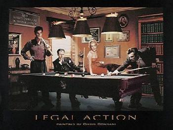 Chris Consani Legal Action