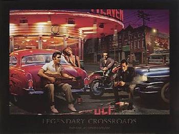 Chris Consani Legendary Crossroads