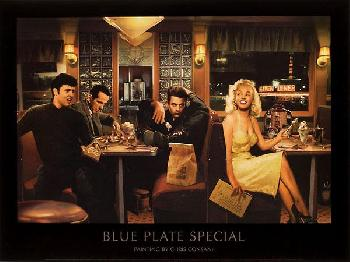 Chris Consani Blue Plate Special