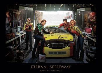 Chris Consani Eternal Speedway