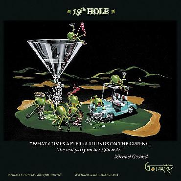 Michael Godard 19th Hole