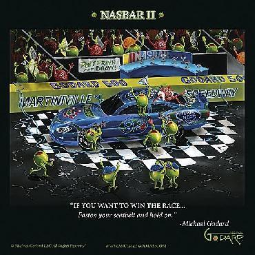 Michael Godard Nasbar 2