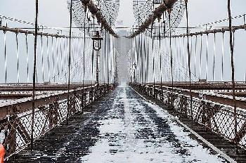 Bruce Getty The Brooklyn Bridge