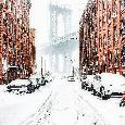 Getty The New York Blizzard 2 Canvas