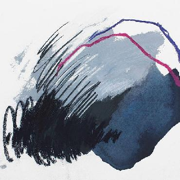 Ying Guo Dynamic And Linear No. 1 Canvas