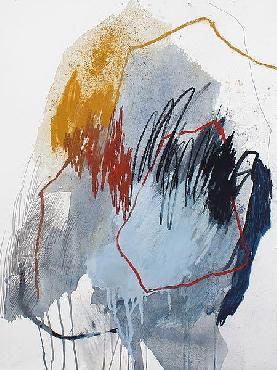 Ying Guo Fall Of 2016 No. 5 Canvas