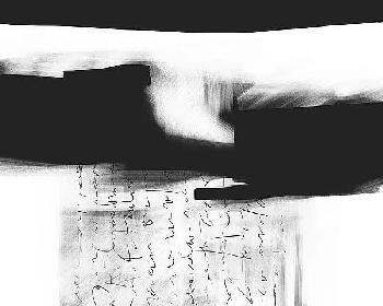 Simona Gocan Letter No. 4 Canvas