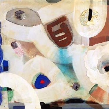 Aleah Koury Brain Freeze 1 Canvas