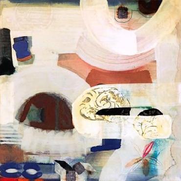 Aleah Koury Brain Freeze 2 Canvas