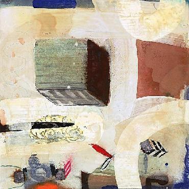 Aleah Koury Brain Freeze 3 Canvas