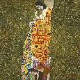 Klimt Hope II, 1907 - 1908