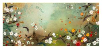 Aleah Koury Gardens In The Mist VIII