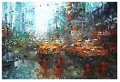 Mark Lague Times Square Reflections
