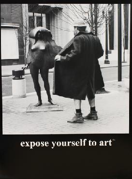 Mike Ryerson Expose Yourself to Art